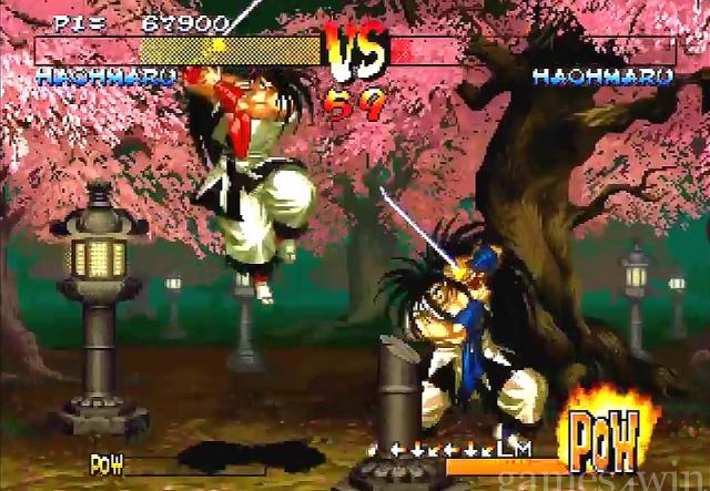 Có ai còn nhớ Samurai Showdown 3?