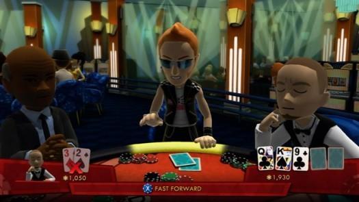 Tăng mức cược với bạn bè của bạn để chơi Full House Poker thông qua Xbox