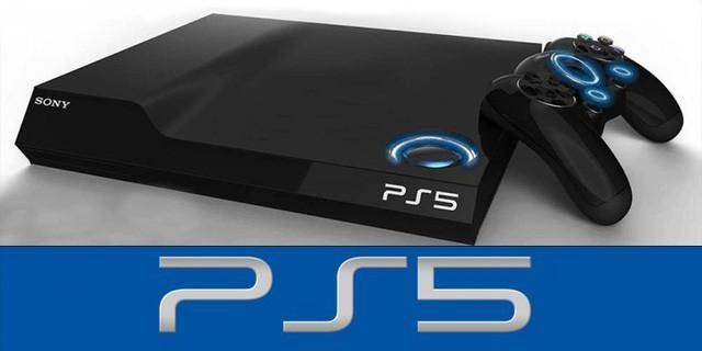 Concept máy PS5