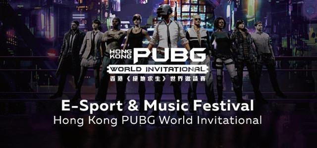 Refund Gaming góp mặt tại giải PUBG Hong Kong mở rộng - Hong Kong PUBG World Invitational