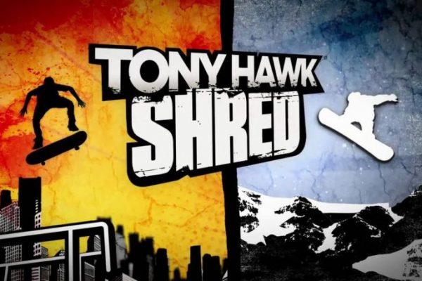 Lấy ván trượt của bạn cùng tham gia với Tony Hawk thôi nào: Shred!