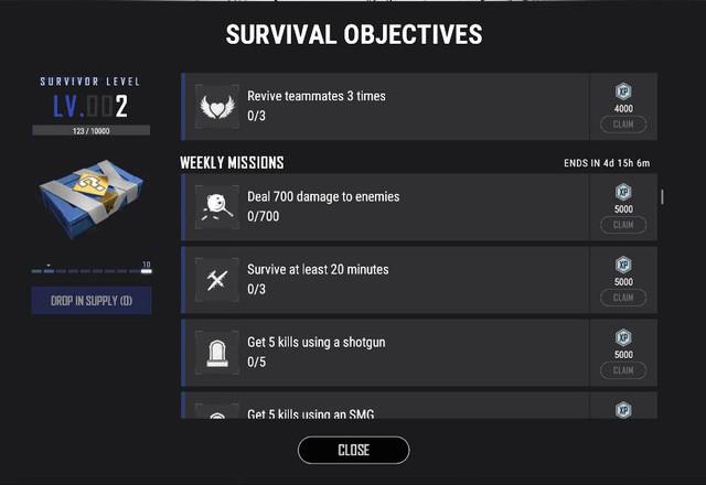 Hệ thống phần thưởng khuyến khích người chơi tại phiên bản sắp tới
