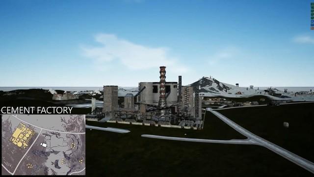 bản đồ tuyết Dihor Otok sắp ra mắt trong PUBG