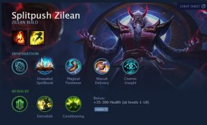 Zilean LMHT