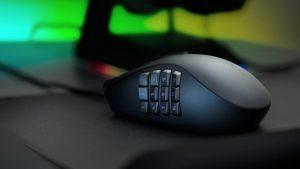 chuột chơi game Razer Naga Trinity - Ảnh 4