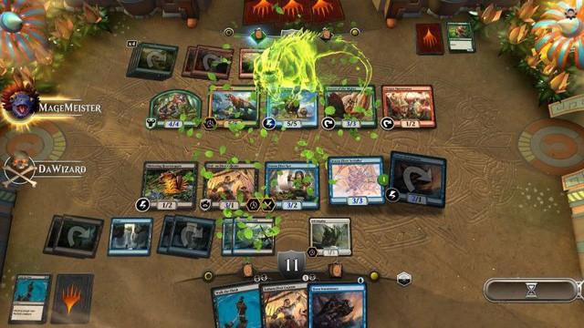 game Magic -The Gathering Arena
