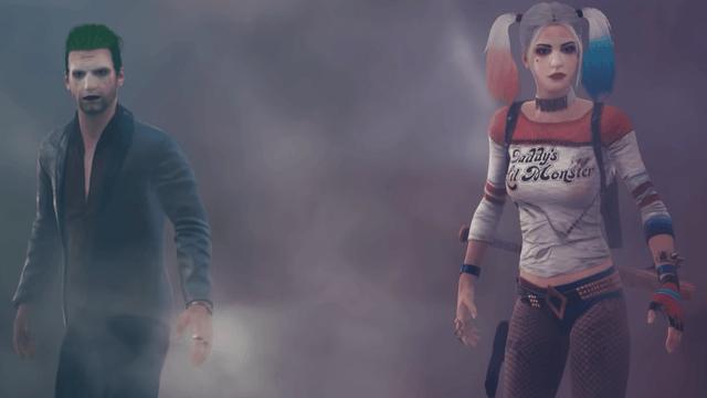 Cặp đôi Joker và Harley Quinn sẽ có chuyến du ngoạn tới thế giới sinh tồn trong PUBG