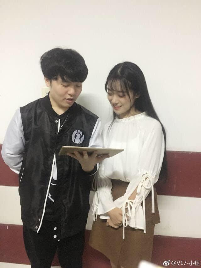 IG Rookie và bạn gái
