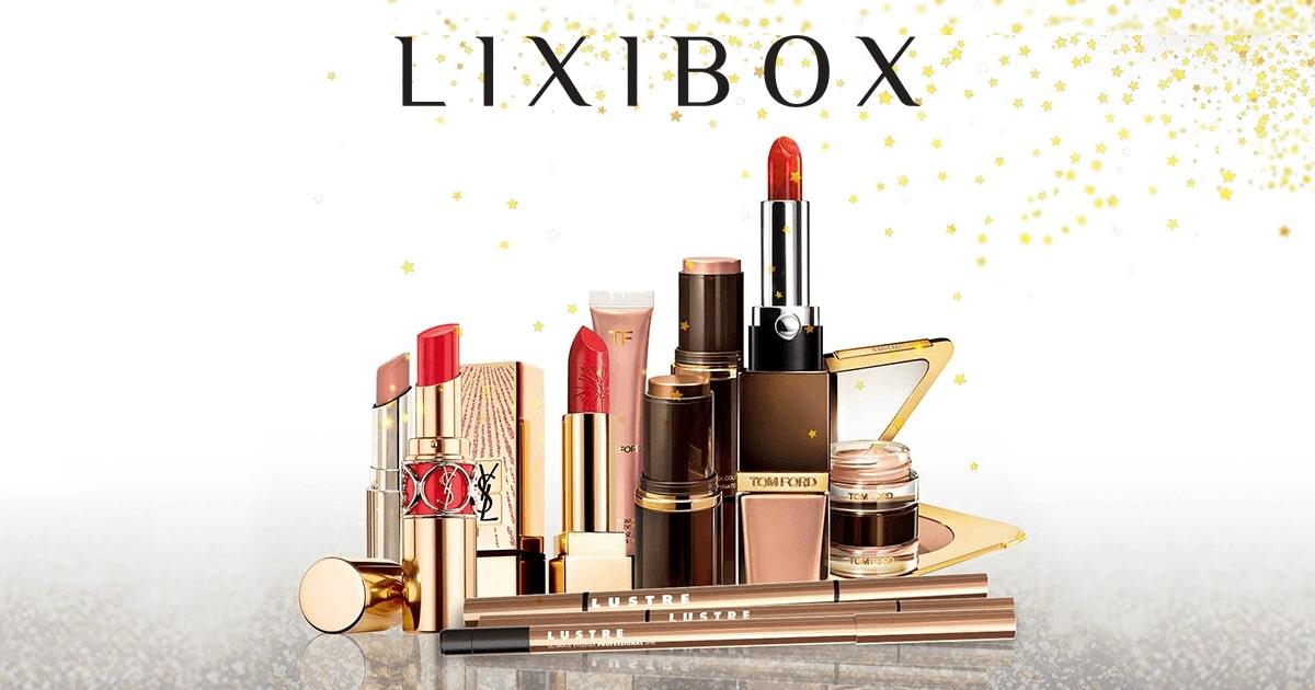 Lixibox – trang mua sắm mỹ phẩm hàng đầu cho giới trẻ Việt Nam.